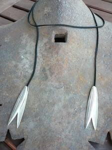 Image of Leaf Blade Necklace