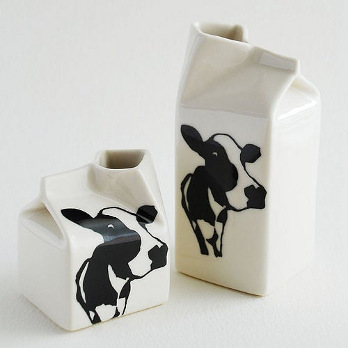 Image of Cow Face Milk Jug