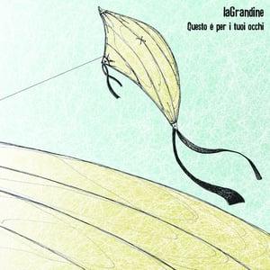 """Image of LAGRANDINE """"Questo è per i tuoi occhi"""" CD"""