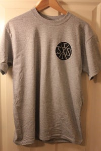 Image of Chest Logo - Grey *Sold Out*