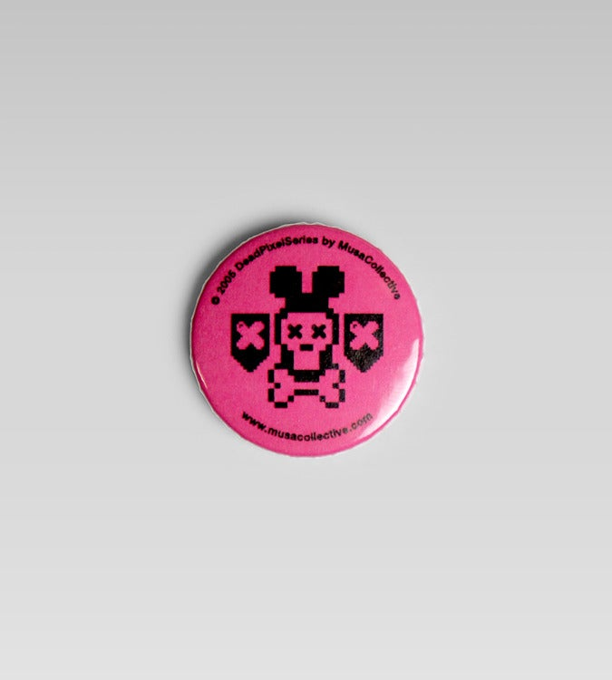 Image of Pink Addiction Pins