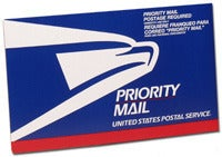Image of USPS Priority Mail Shipping!