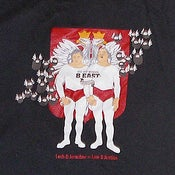 Image of B EAST Kaczynski Twins T-shirt