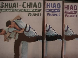 Image of Shuai-chiao - The Ancient Chinese Fighting Art DVD set