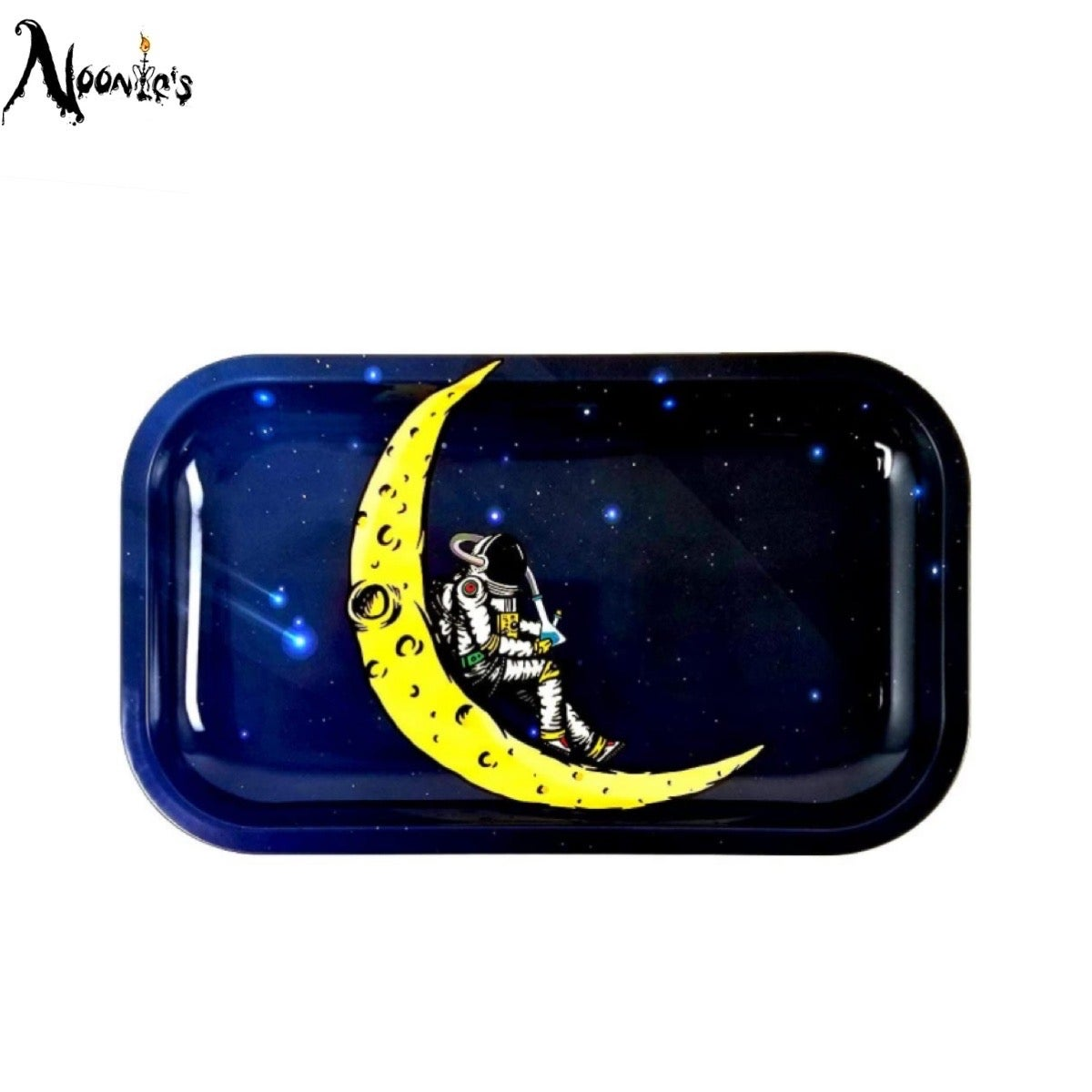 Image of High over the moon rolling tray (named by shesforeignonly)