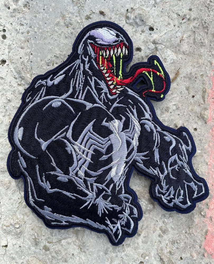 Image of The Black Symbiotes Antihero