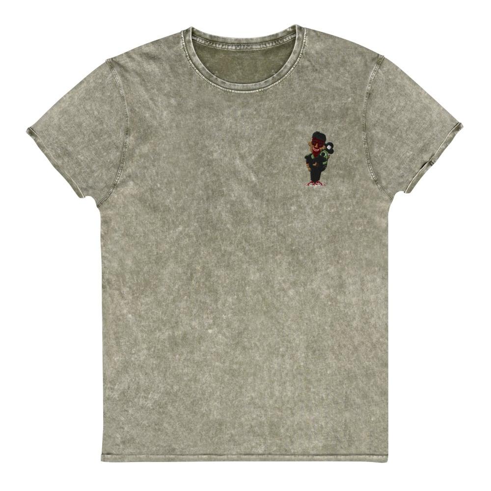 Image of Denim T-Shirt