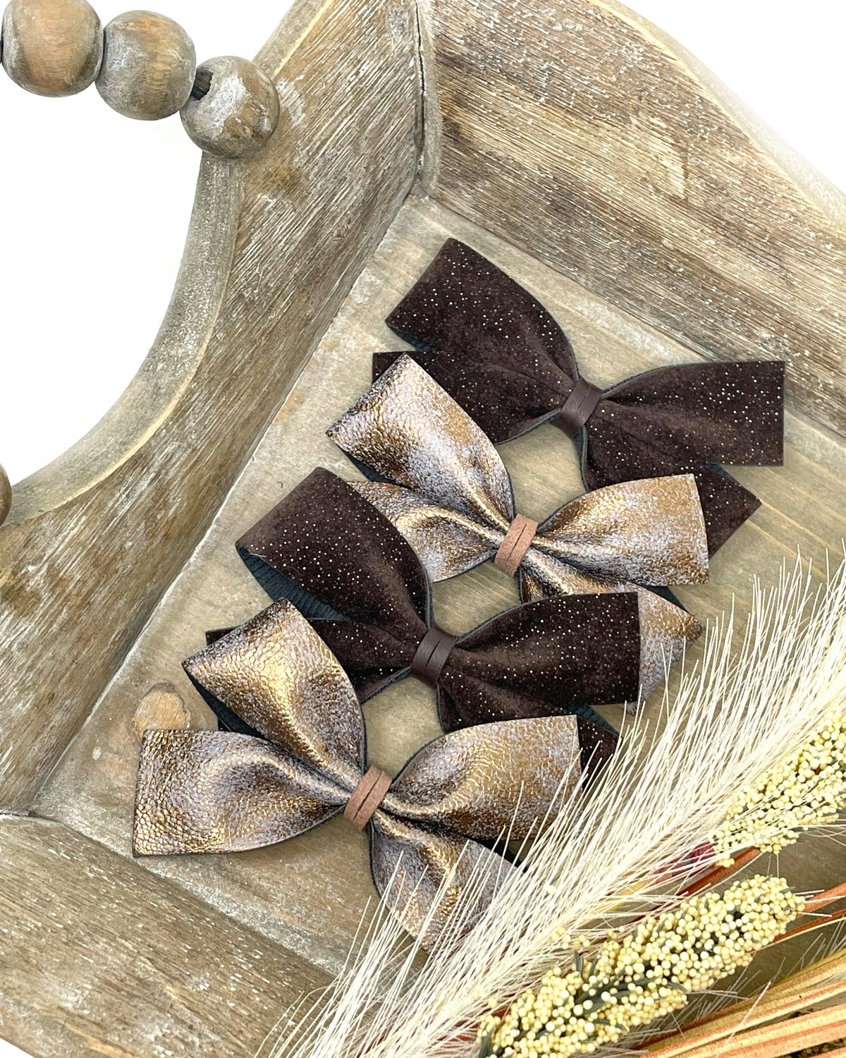 Image of Fall Lily Bows (Sold Separately)