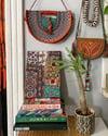 vintage banjara textile collage 004