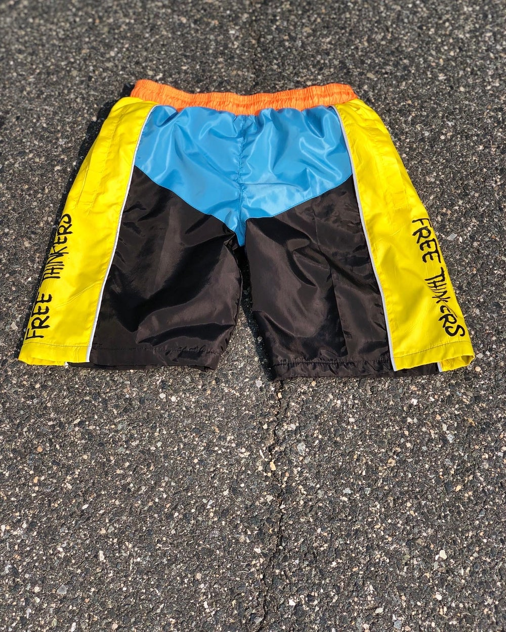 Image of Mulit Color Shorts