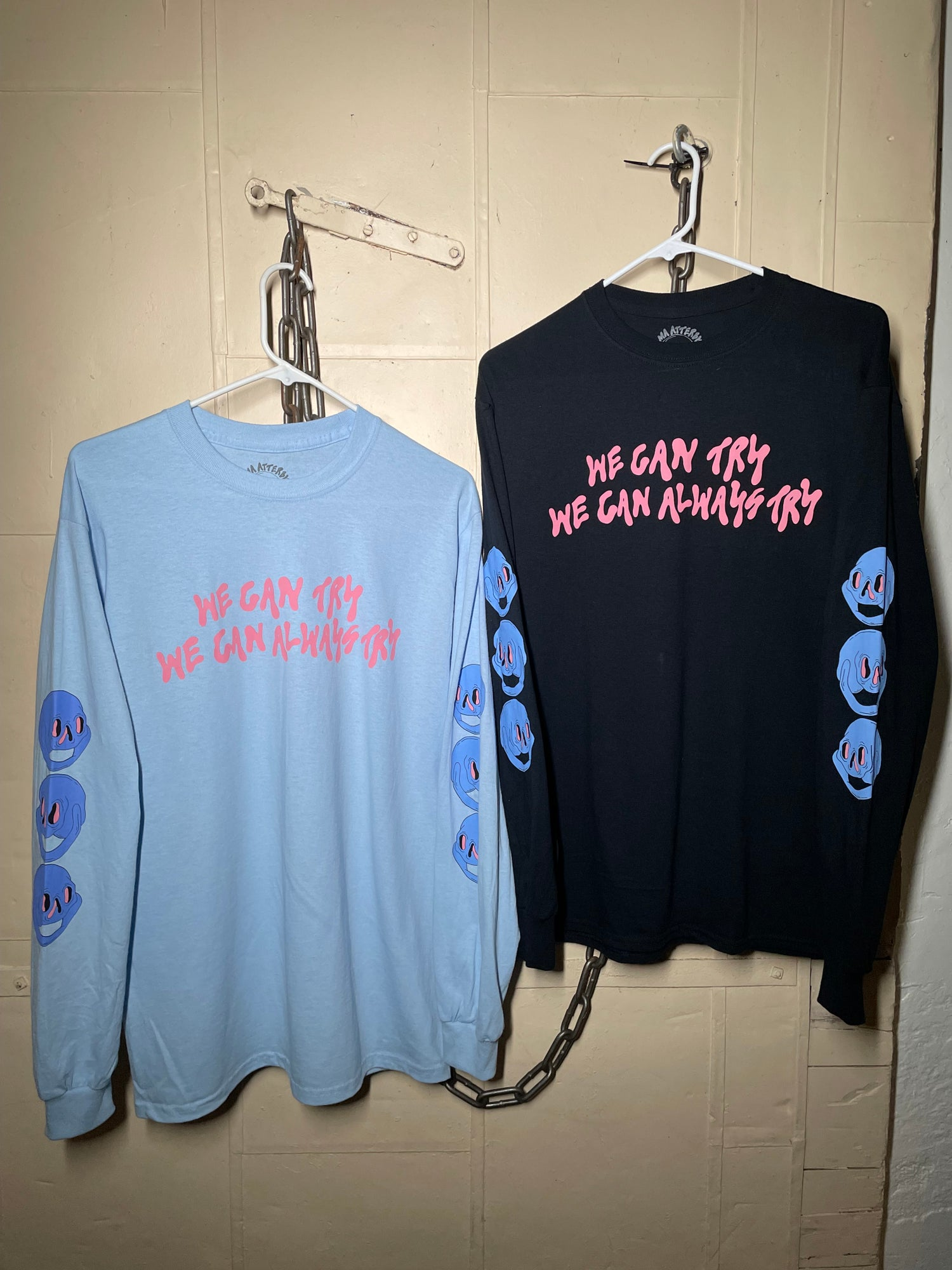 Image of We Can Try Long Sleeve