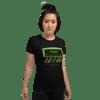 UNP // Play it loud... Women's short sleeve t-shirt