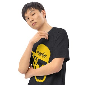 Image of Brain Box Turned Yellow T-shirt