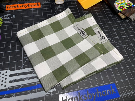 Image of Olive Check