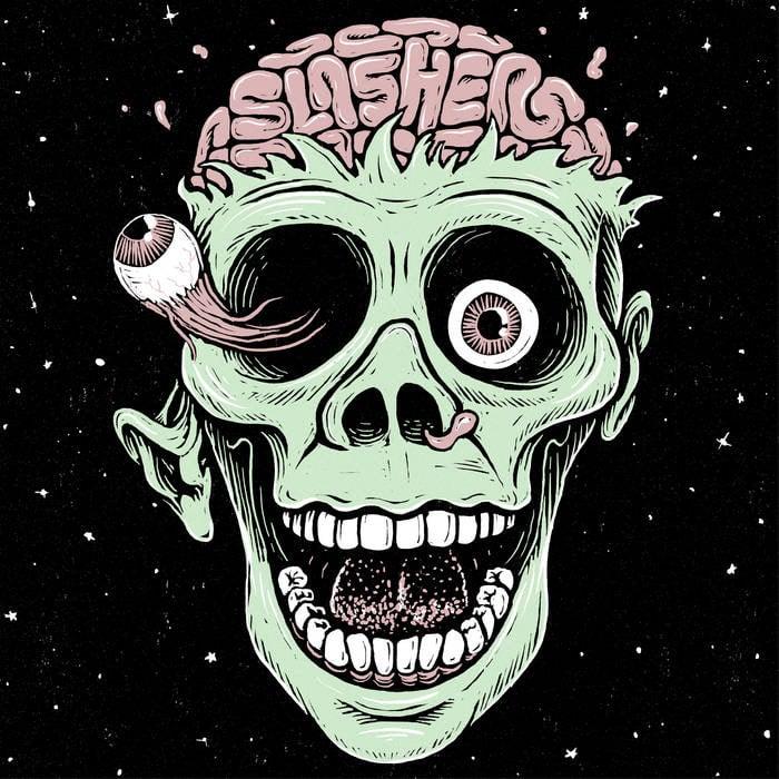 "Slashers - S/T 12"" LP"