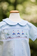 Image 1 of Boy's Smocked Nutcracker Collection