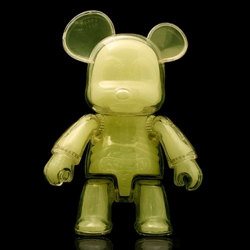 "Image of 7"" Visible Qee Bear GID Edition"