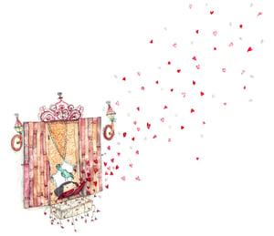 Image of La Fenêtre rouge