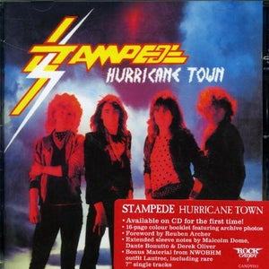 Image of Hurricane Town (2006) Album - re-mastered + bonus material