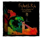 "Image of ""GAMERA"" Limited Edition Archival Giclée Print"