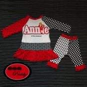 Image of **SOLD OUT** Annie Dress & Leggings Set 12mo/2T