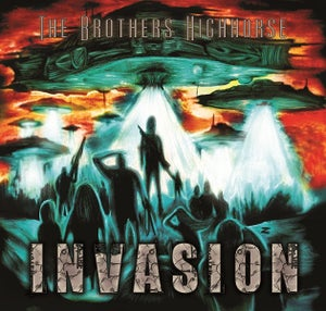 Image of INVASION - EP