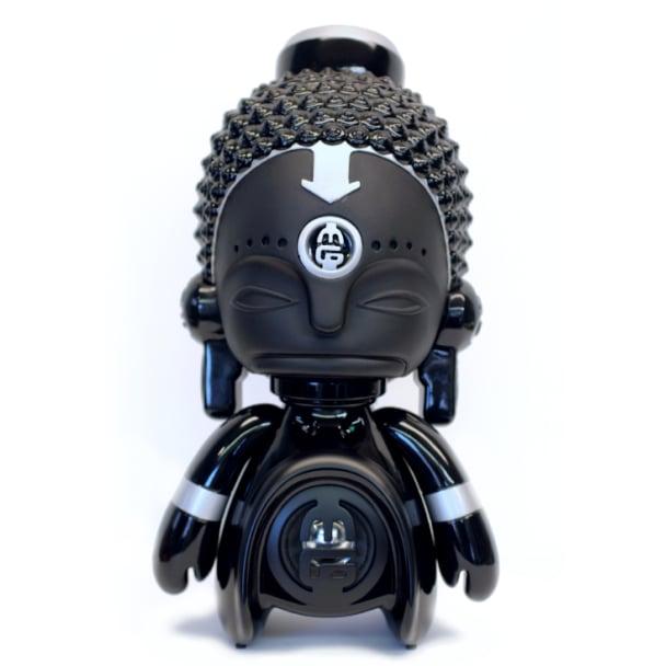 """Image of ASIA minigod""""Black Buddha""""   15"""""""