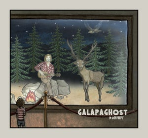 Image of Galapaghost - Runnin'