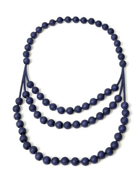 Image of 3-Tier Pearl Necklace