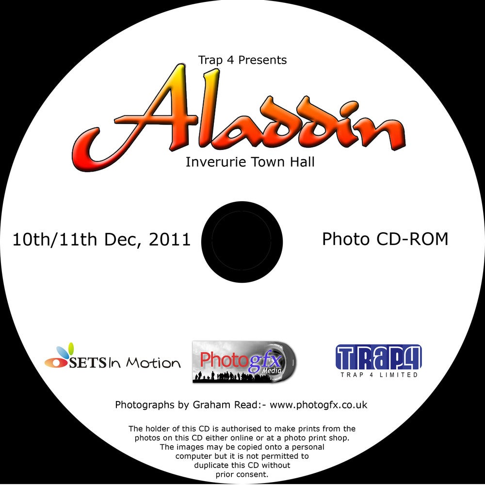 Image of Trap4 Aladdin PhotoCD