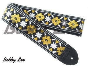 Image of Tulip Rooftop Lennon Guitar Strap