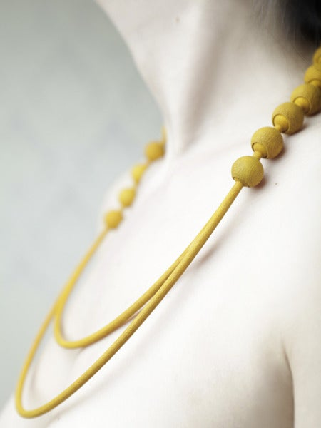 Image of 2-Tier Classic Pearl Jointed Necklace