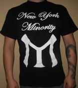 Image of New York Minority Shirt / Definition Shirt