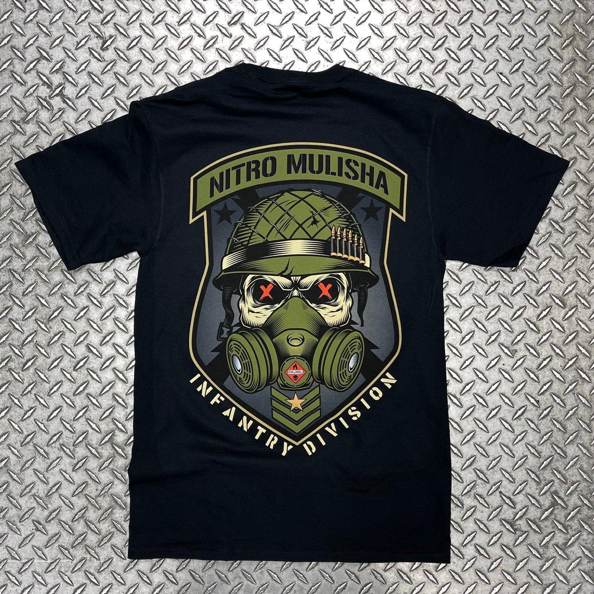 """Image of Nitro Mulisha """"Infantry"""" Tee"""