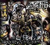Image of Nobility In Death LP