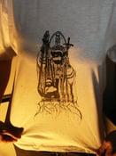 Image of HECTICRECS LOGO SHIRT black on ash grey