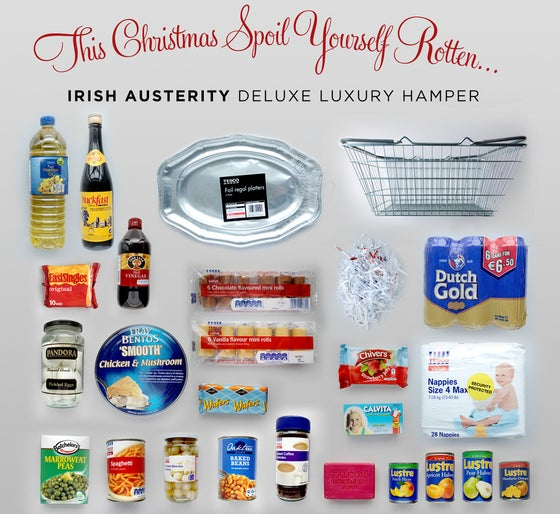 Image of Christmas Budget Hamper