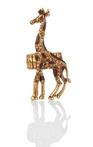 Image of Long little Giraffe Ring