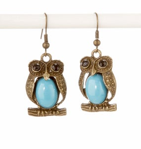 Image of Wise One ~ drop earrings