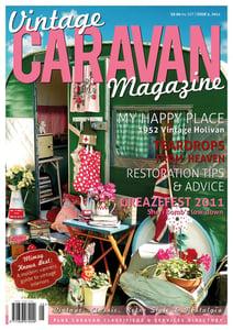 Image of Issue 5 Vintage Caravan Magazine