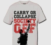 Image of [Shirt] Carry Or Collapse white