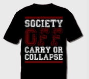 Image of [Shirt] Carry Or Collapse black