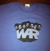 Image of **NEW** War T-shirt - Blue Medium