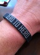 Image of Zero to Hero wristband