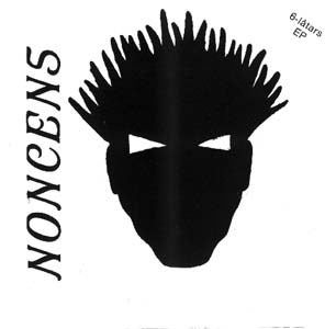 """Image of NONCENS """" 6-Latars"""" EP"""