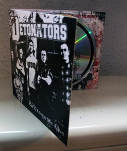 Image of Detonators - R'n'R Keeps Me Alive EP CD