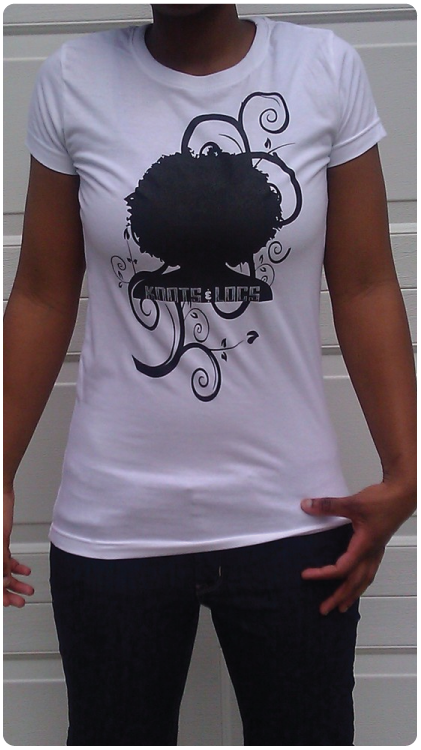 "Image of ""Knots & Locs Tee"""