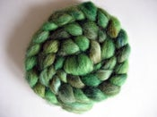 "Image of Sold Out ""Caribbean Way"", Hand-Dyed Devon Wool for Spinning, Felting, and Doll Hair, 4 oz"