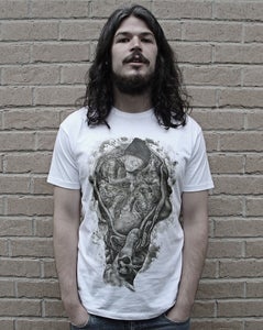 "Image of Quest 4 Violence ""Anatomy of a Hostile Mind"" Tee"