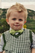 Image of Retro Pointed Bow Tie Pattern